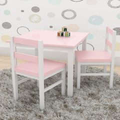 Study Table and Chair for Kids Girls