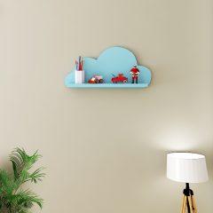 cloud kids' wall shelf