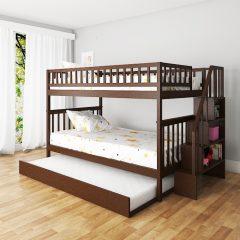 Palencia Brown Bunk Bed