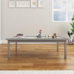 grey craft table