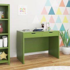 green kids study table
