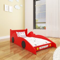 red car bed